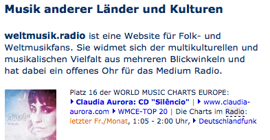 130220 Weltmusik.radio (Germany)