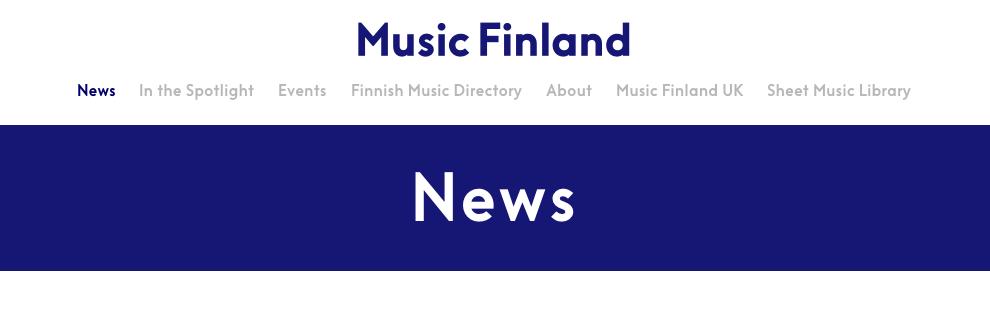 130313 Music Finland News 1