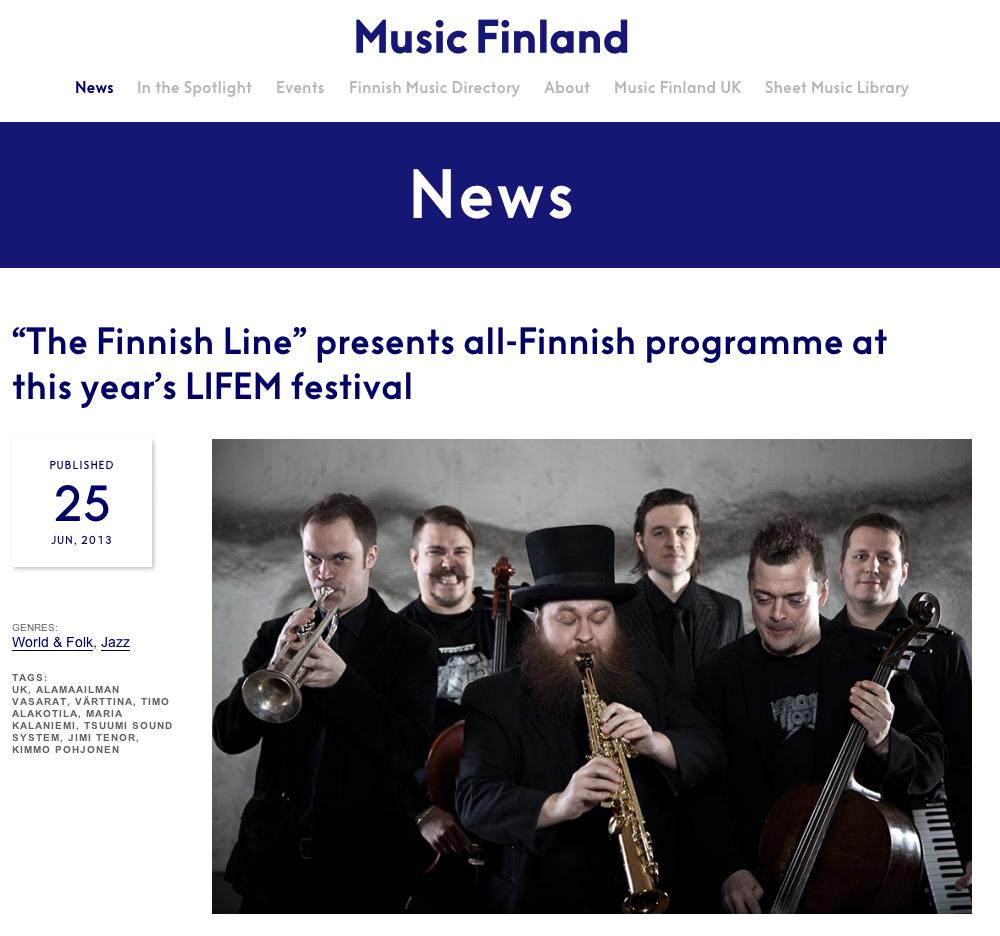 130625 Music Finland 3