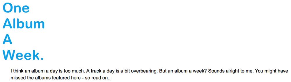 140501-One-Album-A-Week-1