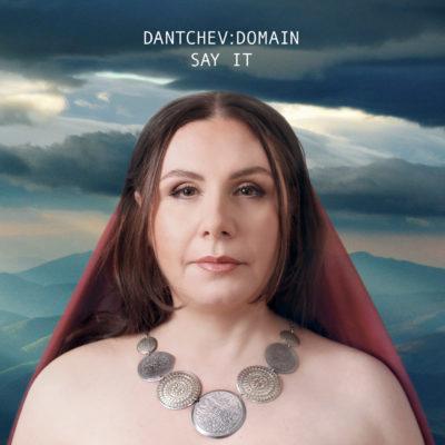 Dantchev-Say it-album cover, photo by Maarit Kytöharju