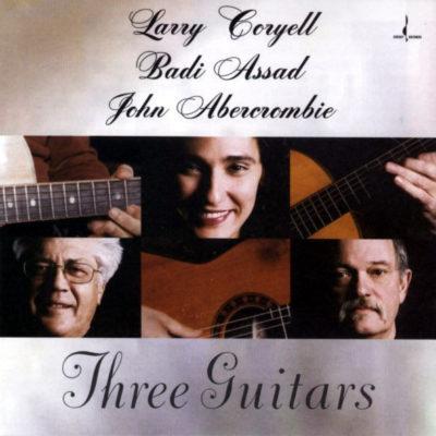 Badi Assad - Three Guitars