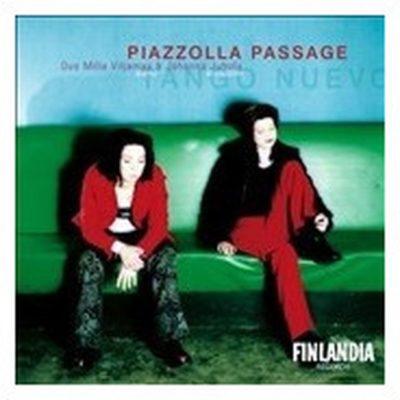 Duo Milla Viljamaa & Johanna Juhola- Piazzolla Passage